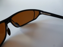 A&M Titanium Polar Zonnebril Brown